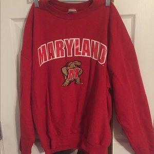 Maryland Fan Sweater